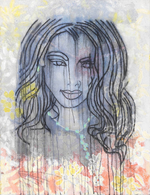 Portrait of Thallulah Blake