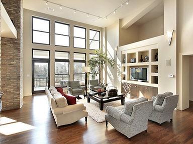 bigstock-Family-Room-In-Open-Floor-Plan-