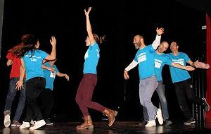Les Impronautes vous présentent leur nouveau spectacle d'improvisation théâtrale au Théâtre Albert Caillou à Chelles, Ils relèveront tout au long de la soirée, des défis tous plus spectaculaires les uns que les autres. De nombreuses surprises vous attendent ! Nouveau : Une impro en live sur Facebook.