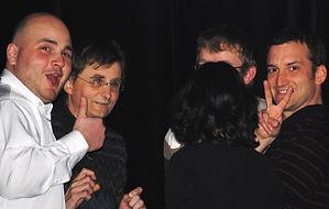 Scène ouverte avec les Impronautes au théâtre Albert Caillou à Chelles le 12 avril 2009