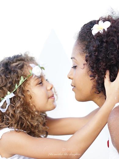 Iris & maman