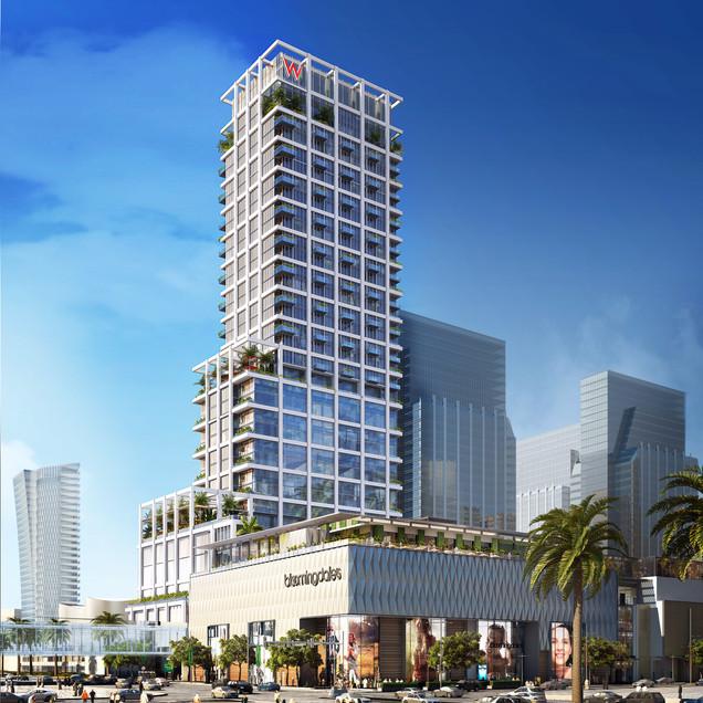 South Tower, Abu Dhabi, 2017