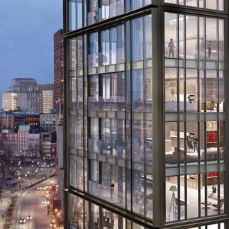 Tower, Boston,MA, 2015