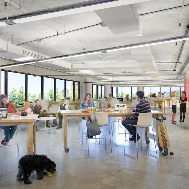 Coworking space, Boston,MA