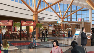Logan Airport-Terminal_BC, Boston, MA