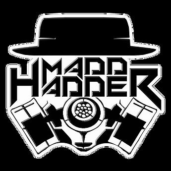 DJ Madd Hadder Logo