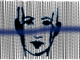 Visión en holograma
