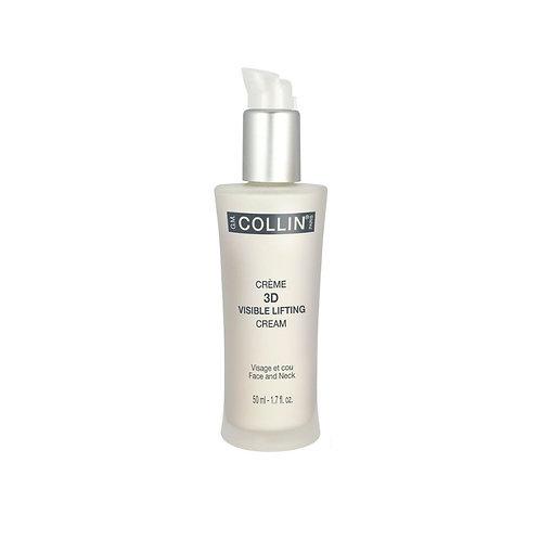 crème 3D visible lifting G.M. Collins soin du visage crèmes, gels et fluides crèmes anti-âge