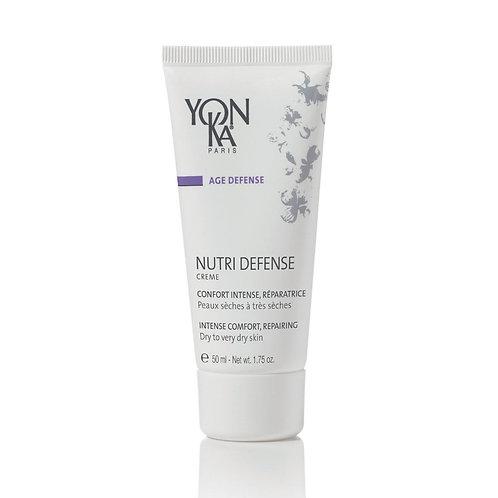 Crème Nutri-Défense YON-KA soin du visage  crèmes, gels et fluides