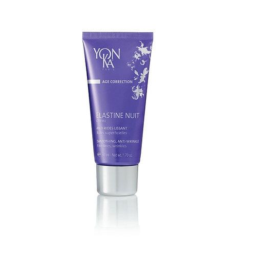 Élastine nuit YON-KA soin du visage crèmes anti-âge Crèmes, gels et fluides