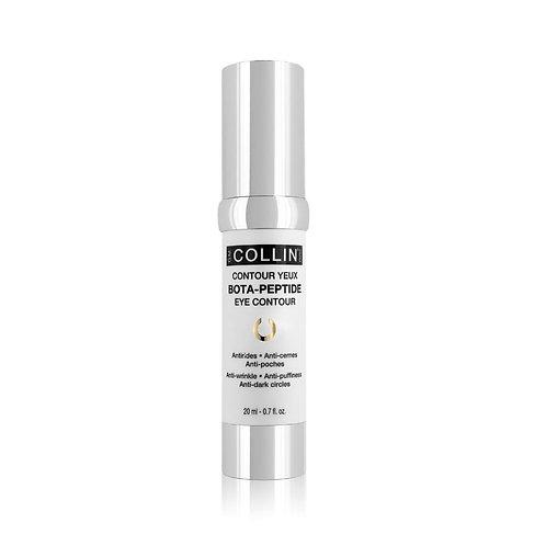 Contour Yeux Bota-Peptide G.M. Collin soin du visage yeux, lèvres et cou