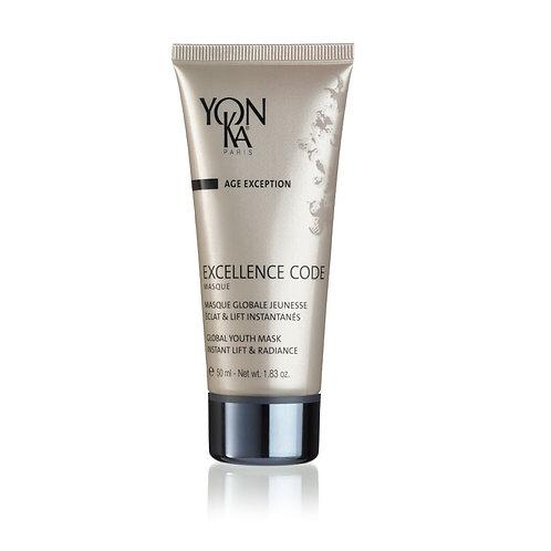 Masque Excellence code YON-KA soin du visage masques