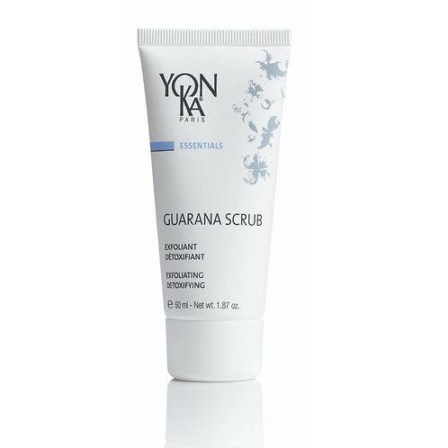 Guarana Scrub YON-KA soin du visage Exfoliants