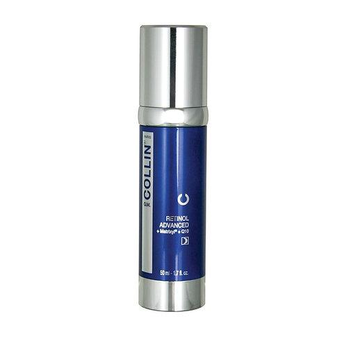 Crème de nuit Rétinol Advanced + G.M. Collin soin du visage crèmes anti-âge crèmes, gels et fluides
