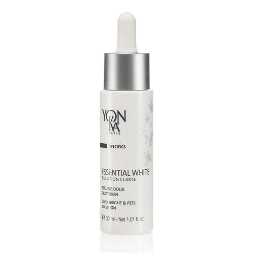 Solution Clarté Essential White YON-KA soin du visage taches pigmentaires sérums et concentrés