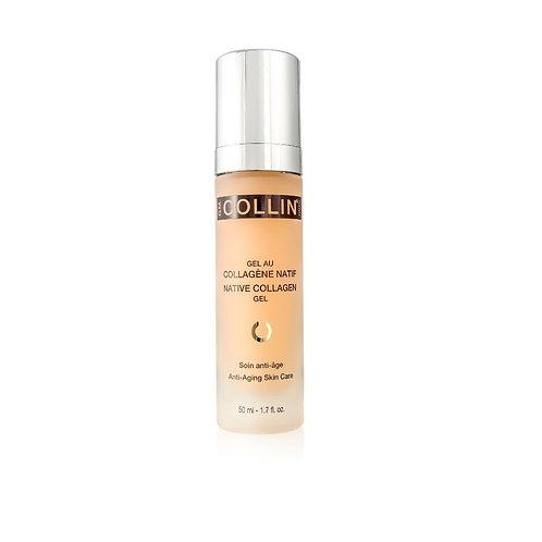 gel au collagène natif G.M. Collin soin du visage crèmes, gels et Fluides crèmes anti-âge