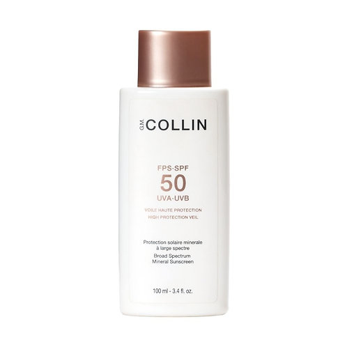 Voile de protection FPS 50 G.M. Collin soin du visage soin du corps solaires
