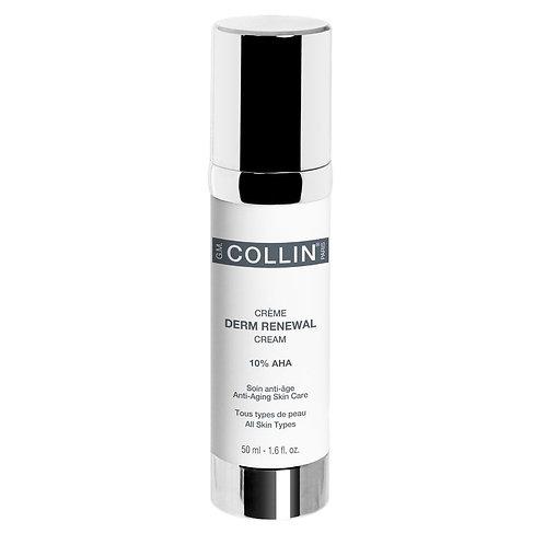 Crème Derm Renewal G.M. Collin soin du visage crèmes, gels et fluides crèmes anti-âge