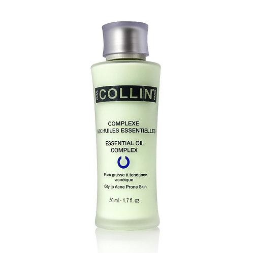 Complexe aux huiles essentielles G.M. Collins sérums et concentrés