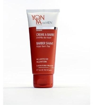 Crème à barbe YON-KA soin du visage hommes