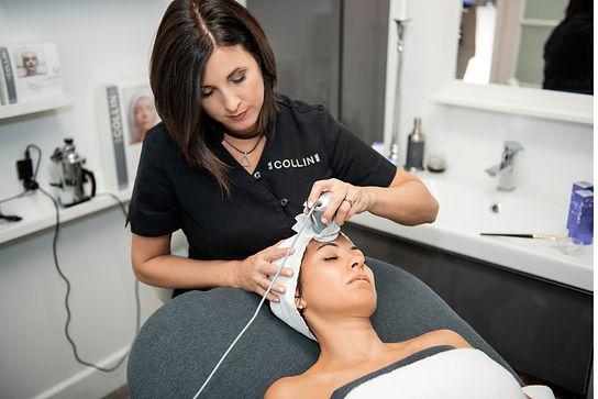 RMD traitement raffermissant Institut santé beauté Beloeil