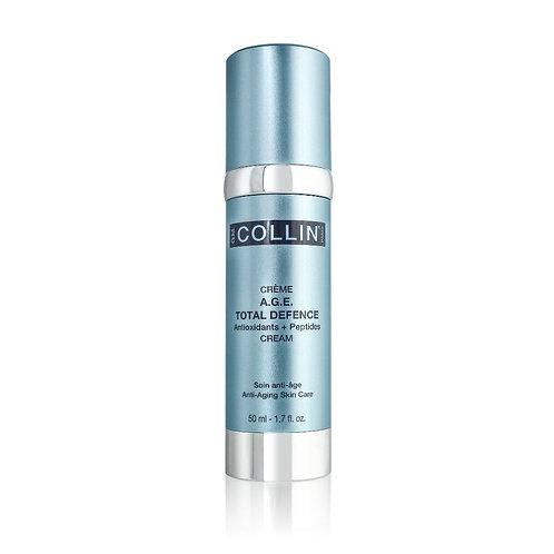 Crème A.G.E Total Défense G.M. Collin soin du visage Crèmes, Gels et fluides Crèmes anti-âge