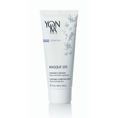 Masque 103 YON-KA soin du visage masques