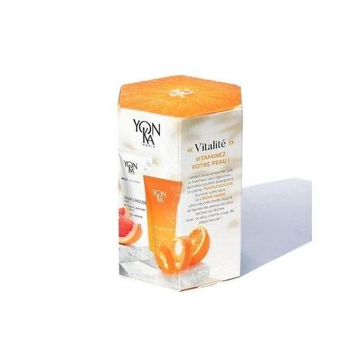 Box Beauté Vitalité, Yon-Ka, soin du visage, crèmes, gels et Fluides,  soin du corps, crèmes à mains