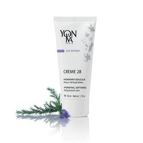 Crème 28 YON-KA soin du visage crèmes, gels et fluides