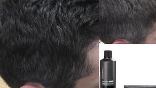Тонирование волос для мужчин