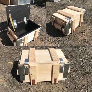 Ящик армейский