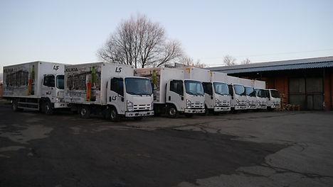 Logistic Service собственный транспорт