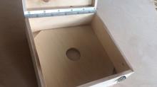 Деревянные ящики для упаковки дисковых пил.