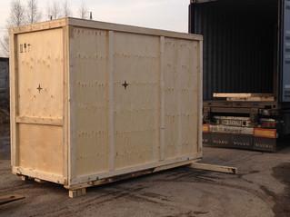 Ящик для станка