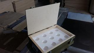 Фанерный ящик с ложементом