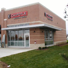 Chipotle Awning