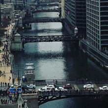 Completed Adams Street Bridge Restoration