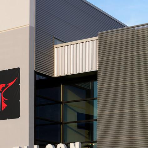 Falcon Boxing Gym Detail