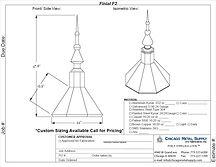 Finial F2 Form