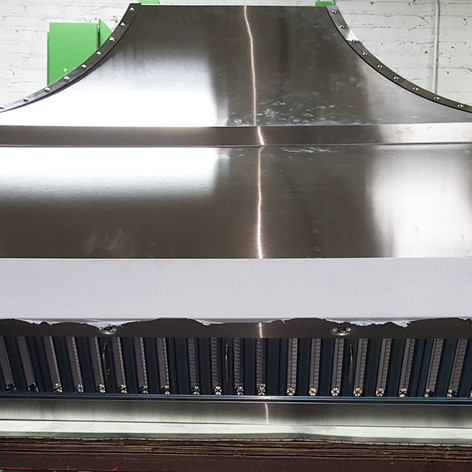 Stainless Steel Large Hood