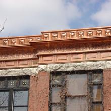 Copper Cornice Work