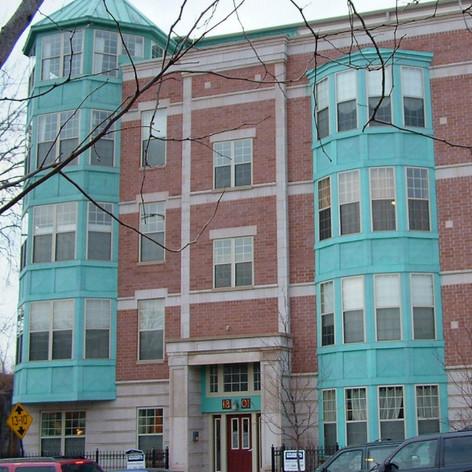 Bay Window Apartments