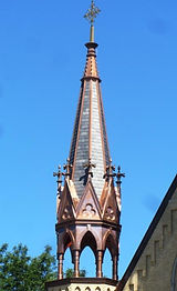 St. John the Baptist Catholic Church Finial