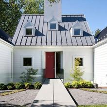 Smart Roofing Standing Seam Installation