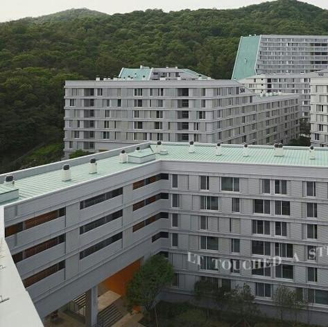 Housing Complex Seoul, South Korea