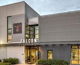 Falcon Boxing Gym ACM Paneling