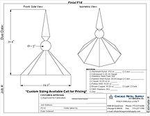 Finial F14 Form