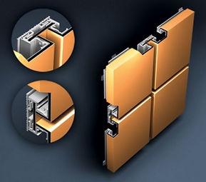 Dry ACM Paneling System