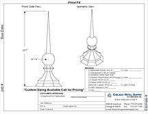 Finial F4 Form