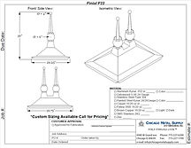 Finial F22 Form